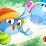 Angry Birds Stella 2018 Bubble Shooter Mod Apk Download