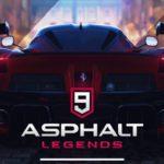 Asphalt 9 Legends APK MOD Android Game Download