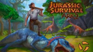 Download Jurassic Survival Island ARK 2 Evolve Mod Apk Game