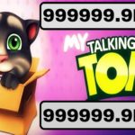 Download My Talking Tom 2018 Mod Apk Data Game