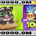My Talking Tom MOD APK 2018 Unlimited Coins Download