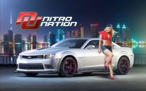 Download Nitro Nation Racing Mod Apk Unlocked Game