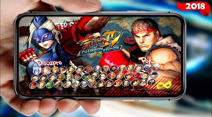 Street Fighter 4 Champion Edition Apk Data Free Download