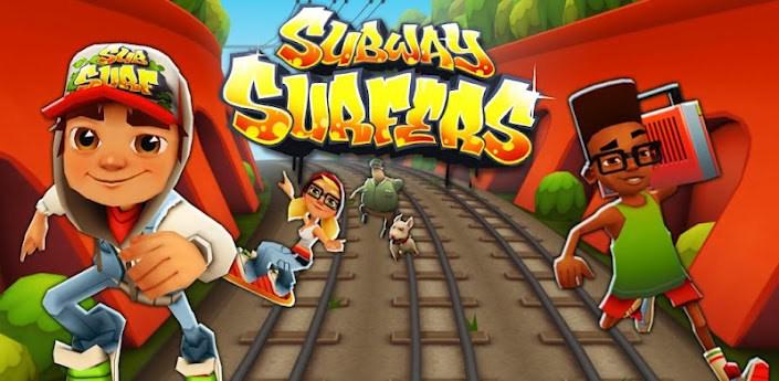 Subway Surfers Mod Apk Latest Version Download