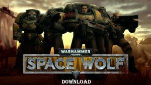 Download Warhammer 40,000 Space Wolf Mod Apk Obb Data