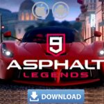 Asphalt 9 Legends Download for iPhone Android