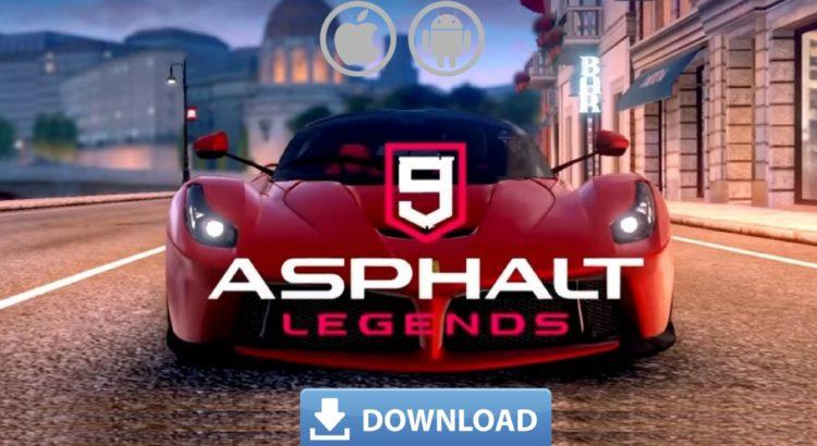 Asphalt 9 Legends Download for iPhone Android