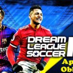 Dream League Soccer 2019 Mod Apk Obb Data Download