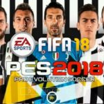 FIFA 18 Mod PES 2018 Android and iPhone Download