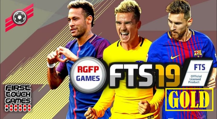 FTS 19 Gold Mod Apk Full Europe Transfers Download