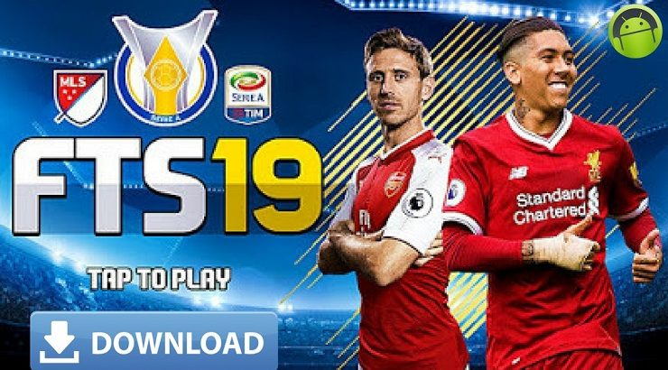 FTS 19 Mod Apk Full HD Game Download