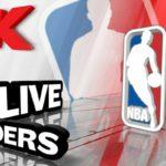 NBA 2KLIVE 2018 Mod Apk Data Download