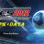 PES 2012 Mod APK Data for Android Download