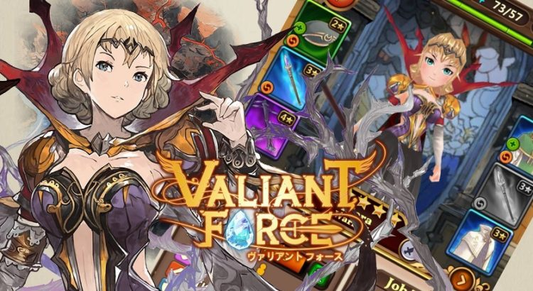 Valiant Force Mod Apk Download