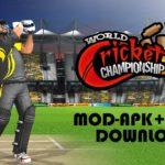 World Cricket Championship Apk Mod Money Download