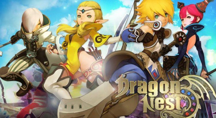 Dragon Nest Mobile Mod Apk English Global Version