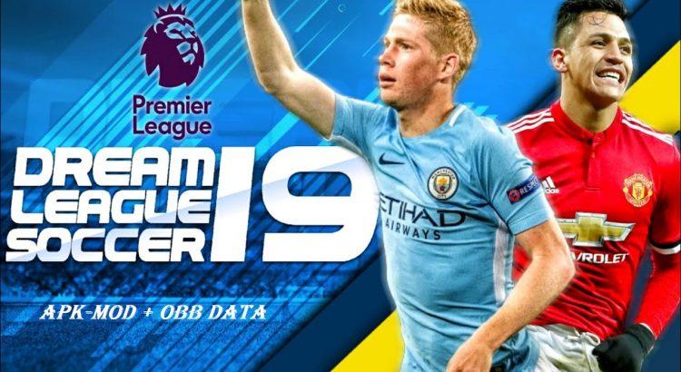 Download Dream League Soccer 2019 Mod Premier League