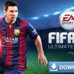 FIFA 15 Ultimate Team Mod Apk Data Download