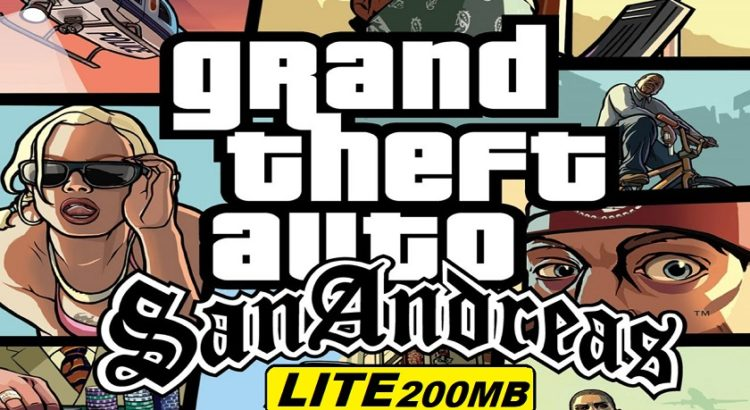 GTA San Andreas Lite Android Apk Data Download