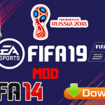 FIFA 19 Mod FIFA 14 Offline World Cup Russia Game Download
