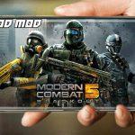 Modern Combat 5 eSports Mod Apk Data Unlimited Money Download