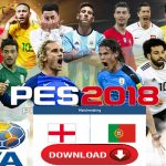 PES 2018 Mobile Patch World Cup Russia Mod Android Download