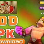 Clash Of Clans MOD APK 2018 Android Download