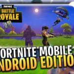 CD FORTNITE for Android Mod Apk Game Download