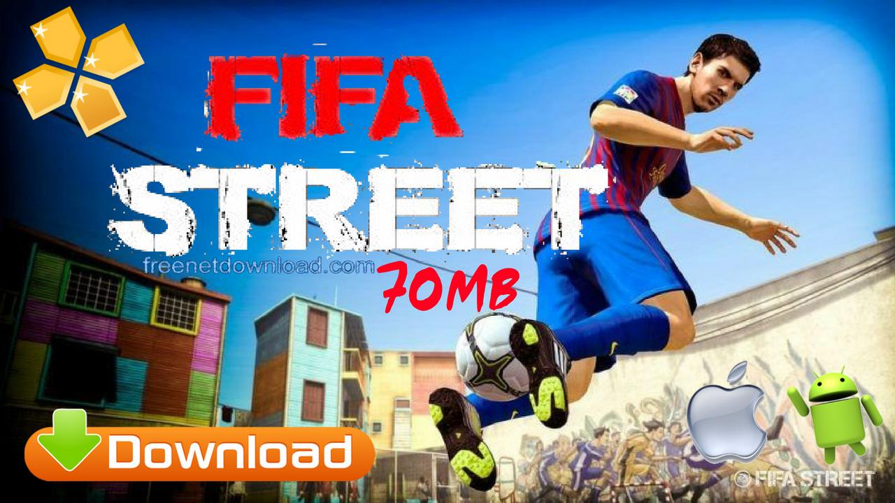 FIFA Street 2018 Lite Android HD Graphics Download