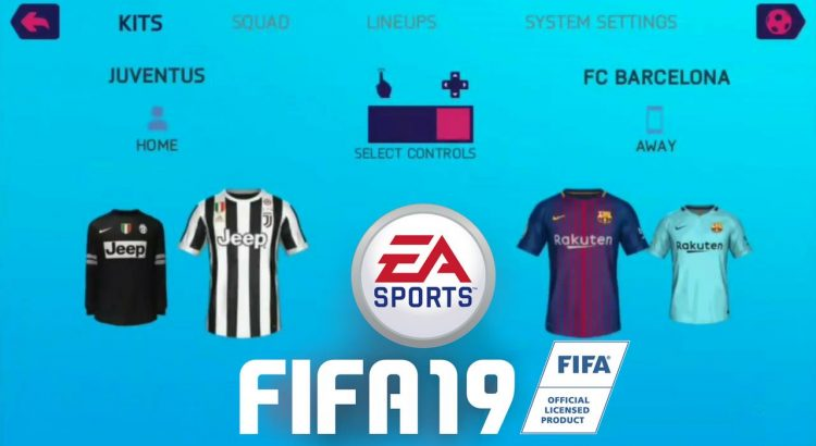 FIFA19 Offline Mod FIFA 14 Android Download