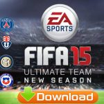 FIFA 15 UT Mod Android Mobile Game Download