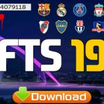 FTS19 UCL – First Touch Soccer 2019 Android Download