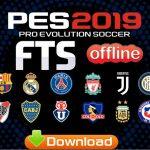 PES 2019 Mod FTS Android Offline Download