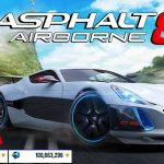 Asphalt 8 Airborne APK MOD Unlimited Gold Car Free Shopping Anti-Ban Download