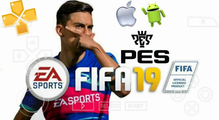 FIFA 2019 Patch PES Offline Android Download