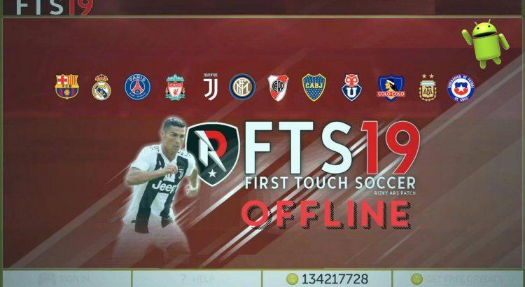 FTS 19 Mod APK Offline Red Edition Download