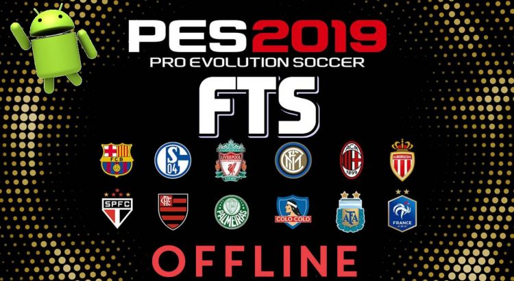 FTS 19 Mod PES 2019 Offline Android Game Download