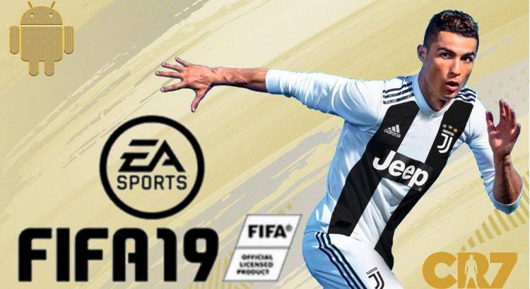 FIFA 19 Offline APK Mod Gold Edition Download