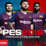 PES 2019 Android FC Barcelona Patch OBB Download