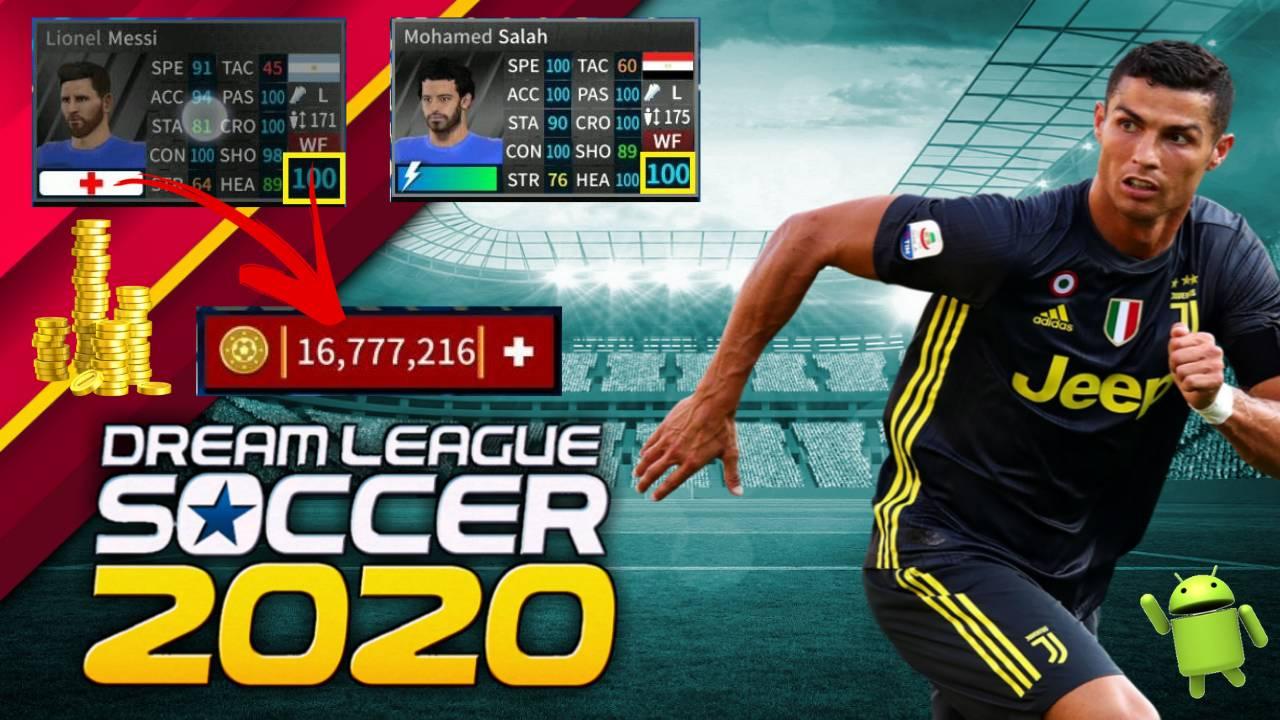 DLS 2020 - Dream League Soccer 2020 Android Offline Mod Apk Download