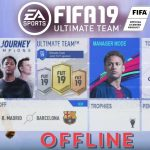FIFA 19 Offline Android Mod APK PS4 Download