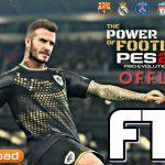 FTS 19 MOD PES 2019 Offline Android Full Update Download