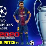 Latest PES 2019 UCL Patch Mod Android OBB Download