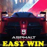 Asphalt 9 Legends 2019 Easy Win MOD APK Download