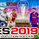 Update New Patch PES 2019 UCL Android Game Download