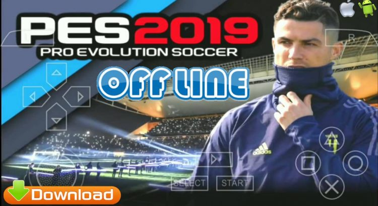 PES 2019 Offline CHELITO V6 Android Mod Textures Download