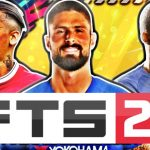 FTS 20 - First Touch Soccer 2020 Bomba PATCH APK Download