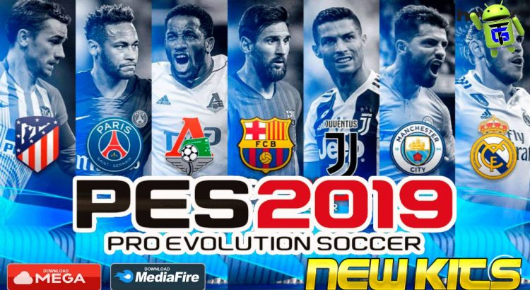 PES 2019 Mobile UCL New Kits Download