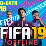 700MB FIFA 19 Offline Android APK Obb Data Download