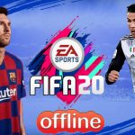 FIFA 20 Mobile Offline Mod APK New Kits 2020 Download